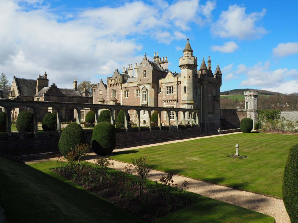 Abbotsford House Image
