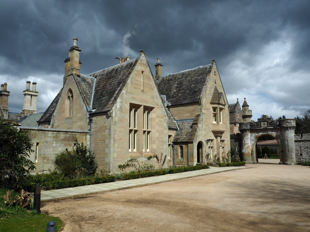 Abbotsford House Image