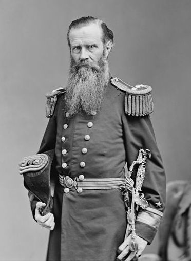 Admiral John L Worden Image