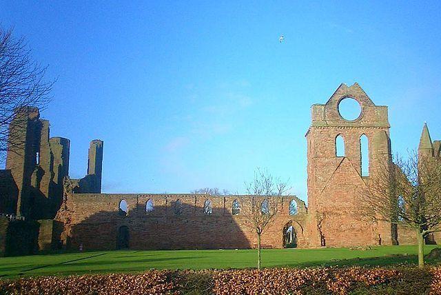 Arbroath Abbey Image