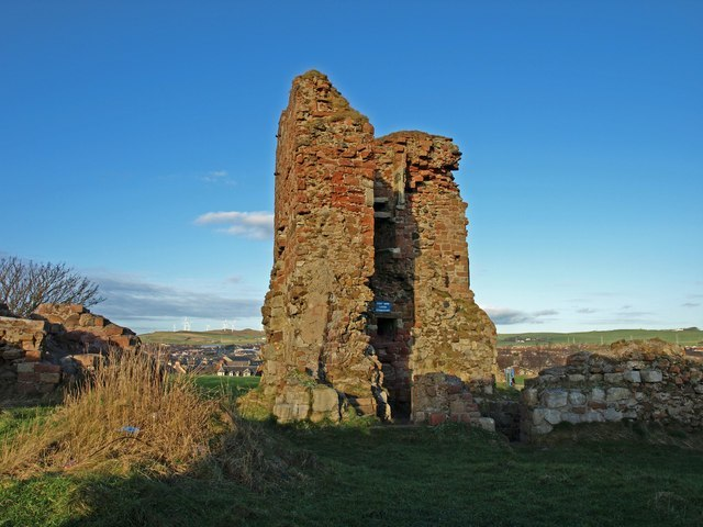 Miss Johnstones Ardrossan Castle Image