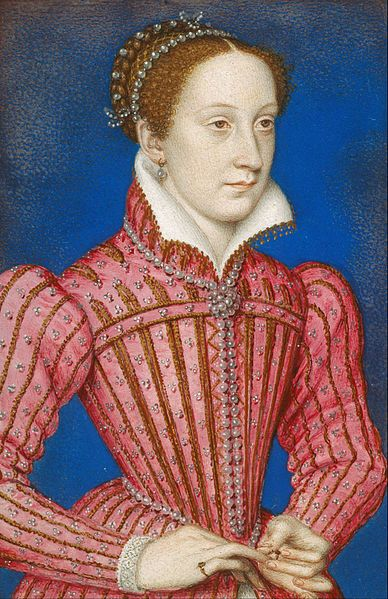 Mary, Queen of Scots, as time will serve her