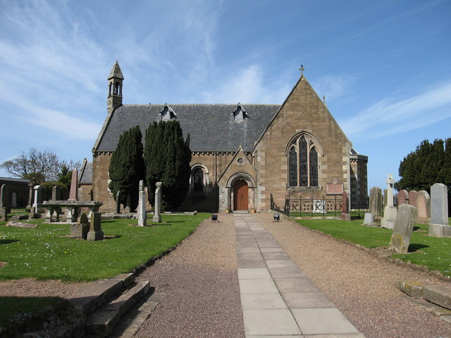 Athelstaneford Parish Church