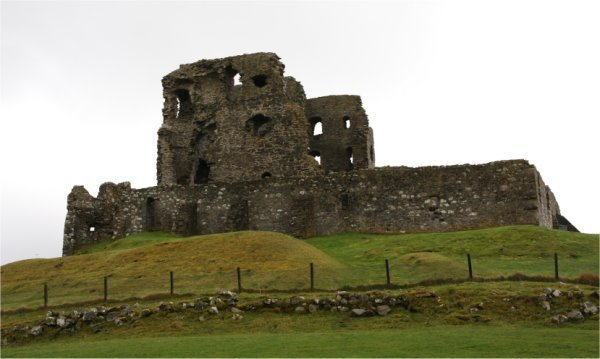 Auchindoun Castle Image