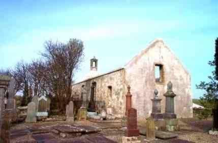 the old church, auld Kirk