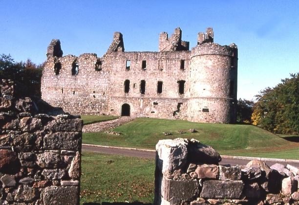 Balvenie Castle Image