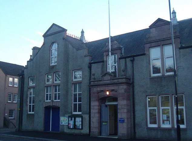 Banchory Town Hall