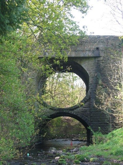 Bridge over the Bannock Burn