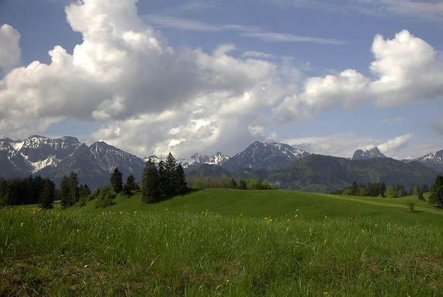 Bavarian Alps Image