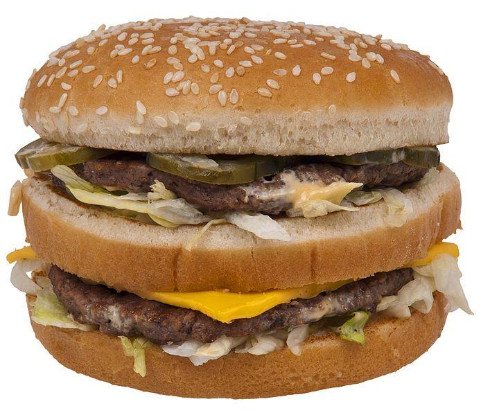 Big Mac Image
