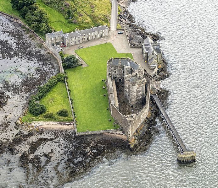 Blackness Castle Image