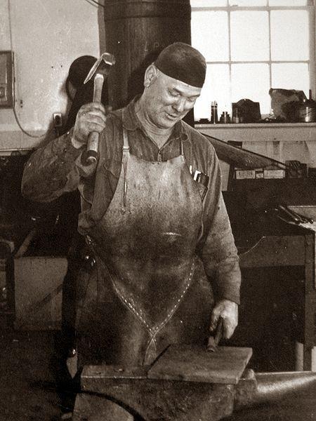 Blacksmith Of Elgin Image