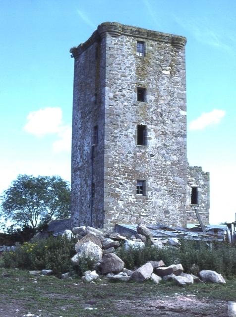 Blervie Castle Image