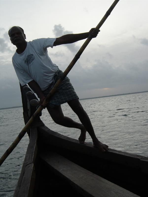 Boatman Image