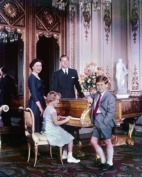Bonnie Anne, Princess Royal