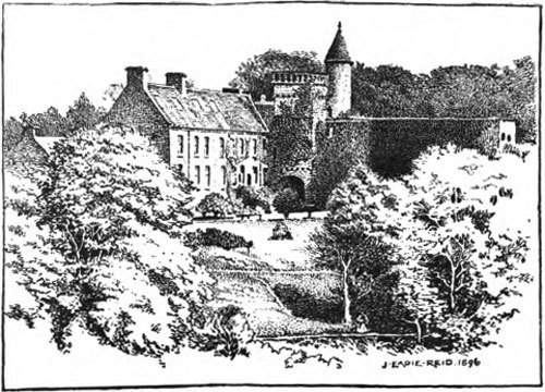The Bonnie Hoose O' Airlie Image
