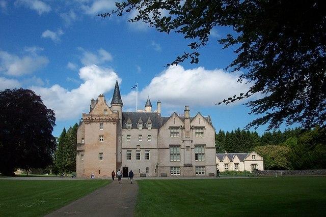 Brodie Castle Image