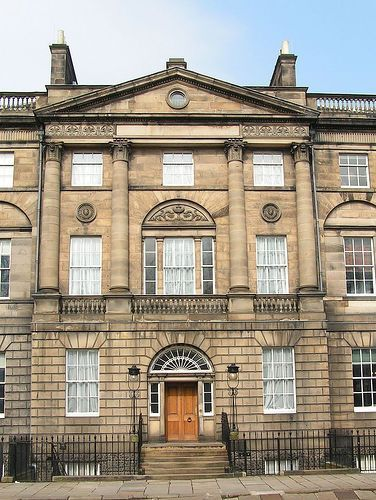 Bute House In Charlotte Square