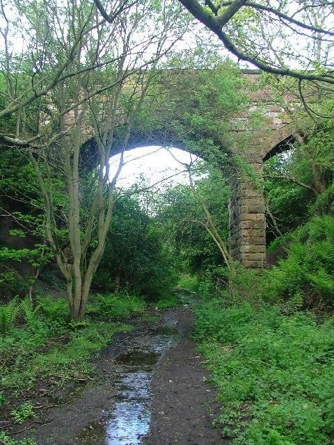Bridge Over The Glen Image