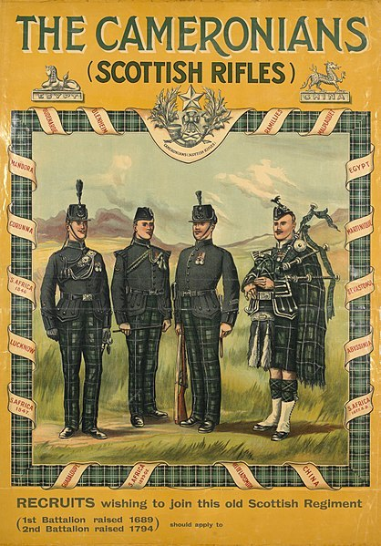 The Cameronians Image