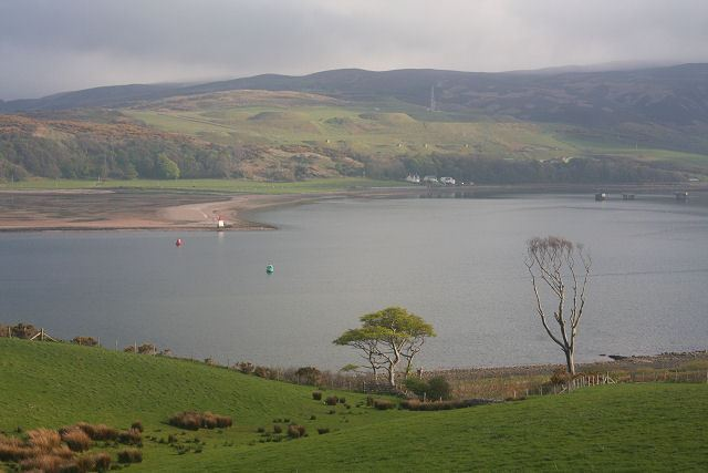Campbeltown Loch Image