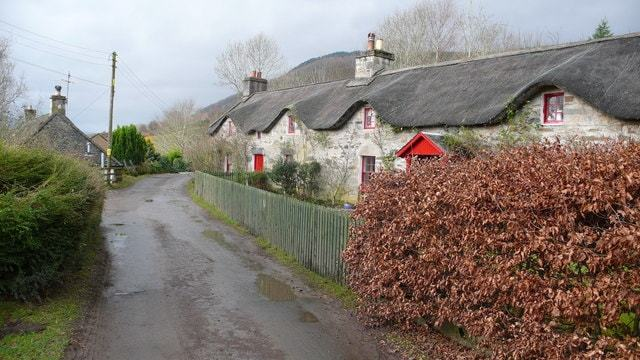 Camserney Cottages