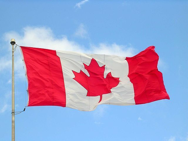 Canadian Flag Image