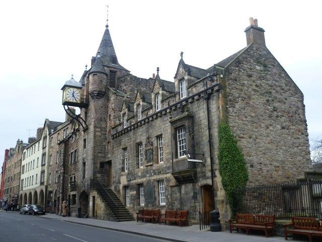 The Canongate Tolbooth, Edinburgh Image