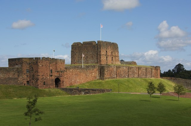 Carlisle Castle Image