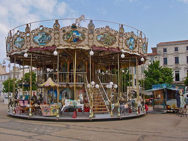 A French Carousel Image