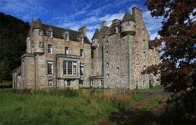 Castle Menzies Image