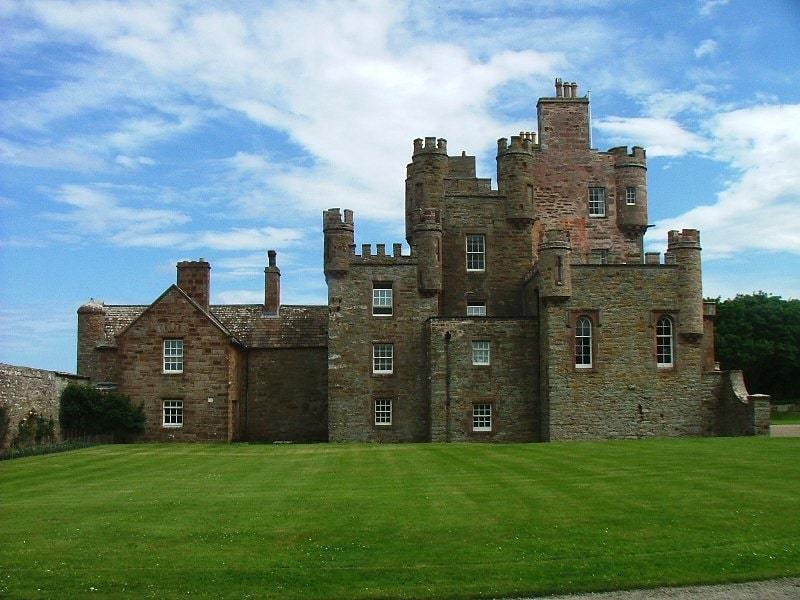 Castle of Mey, Scotland