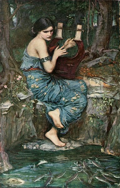 The Charmer Painting Image