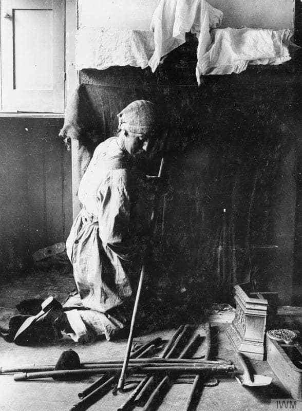 Chimney Sweep Image