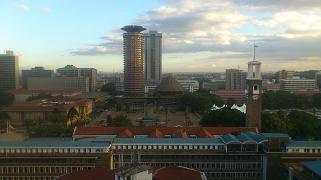 City Of Nairobi Image