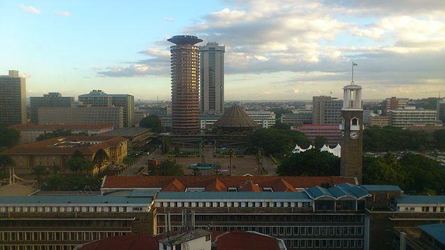 City Of Nairobi Image
