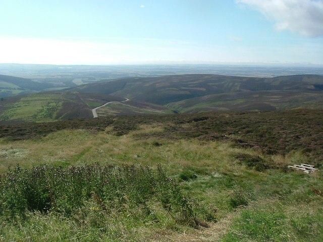 Clatterin' Brig, Cairn O' Mount Image