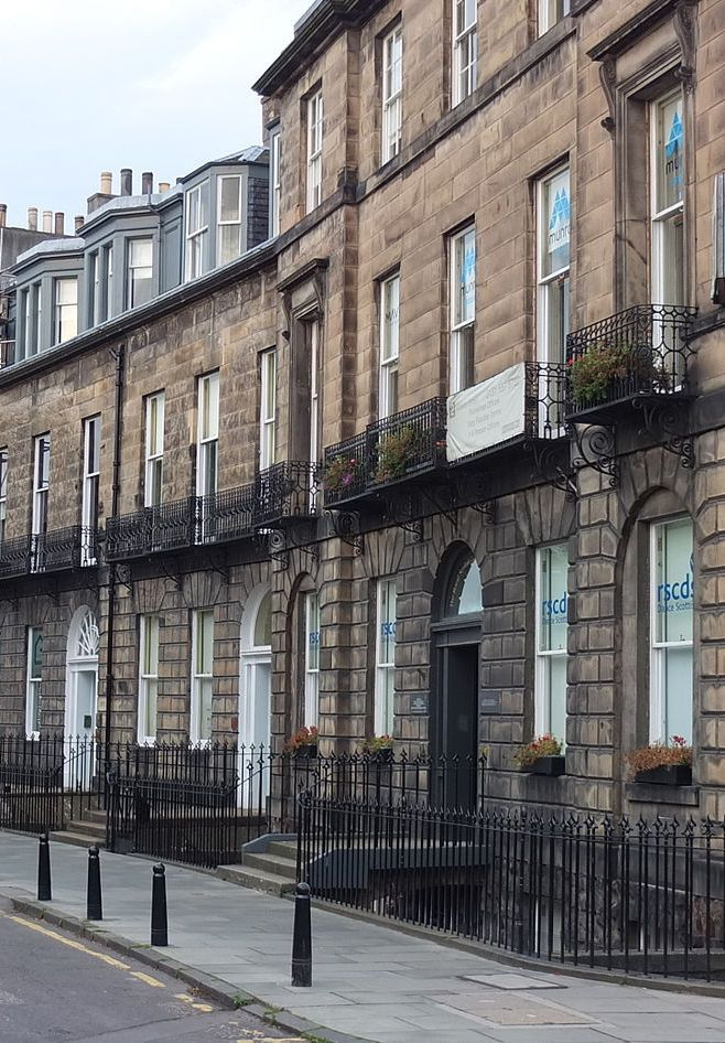 Coates Crescent, Edinburgh Image