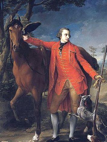 The Cock O' The North, 4th Duke of Gordon, Alexander Gordon, Image