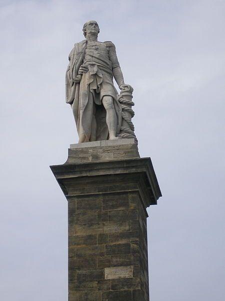 Collingwood Monument Image