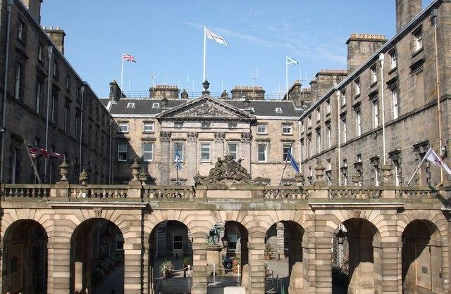 Corners Of Edinburgh Image