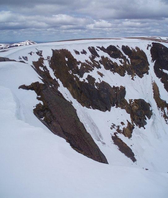 Corrie An Dubh Lochain Image