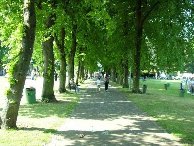 Corstorphine Park, Scotland