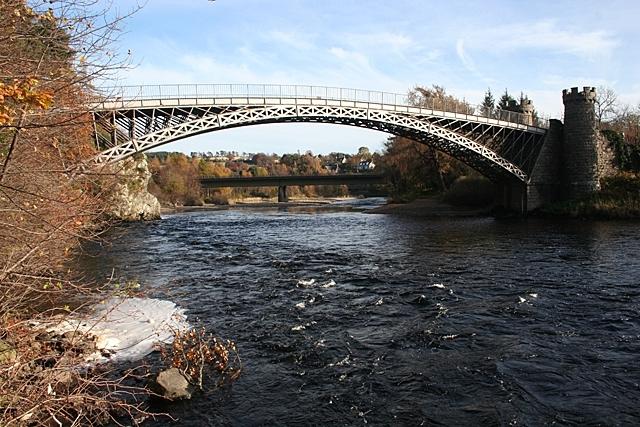 Craigellachie Bridge Image