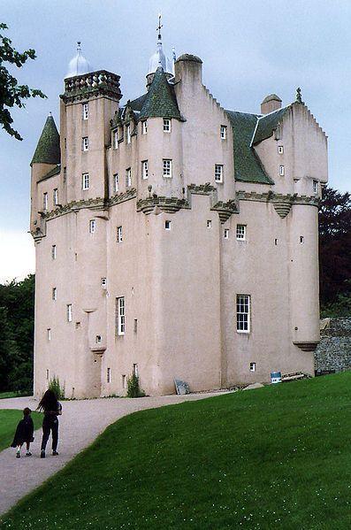 Craigievar Castle Image