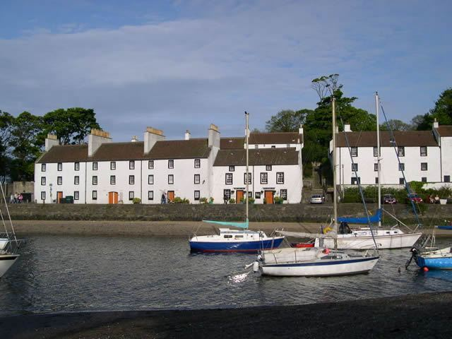 Cramond Harbour Image
