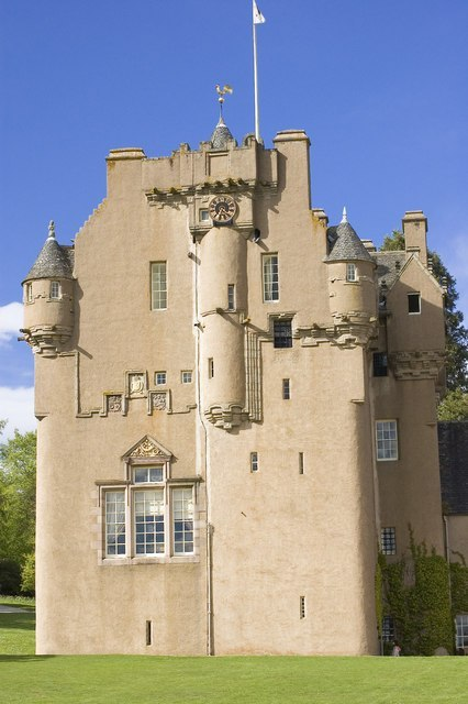 Crathes Castle Image