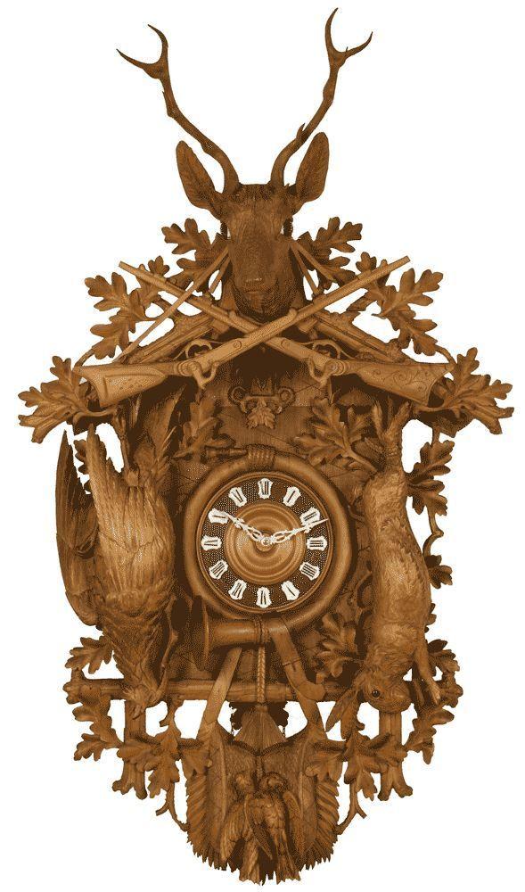 A Cuckoo Clock Image