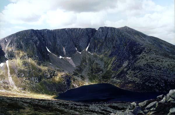 Dark Lochnagar Image