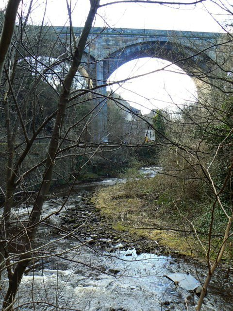 The Dean Bridge Of Edinburgh Image